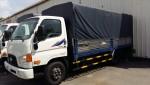 Hyundai HD78 nhâp khẩu