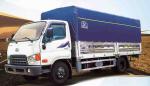 Hyundai HD88 - Thùng Mui Bạt