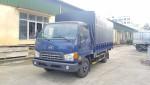 Hyundai HD65 thùng mui bạt