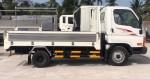 New Mighty N250 thùng lửng
