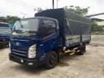 Xe tải IZ65 thùng mui bạt