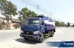 Xe chở xăng dầu 9 khối Hyundai 110S