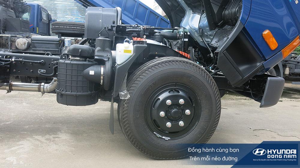 Lop xe Hyundai 110S