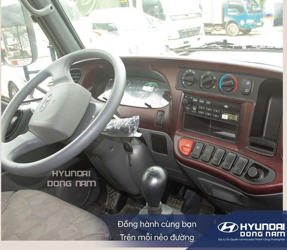 Noi that xe Hyundai 110S