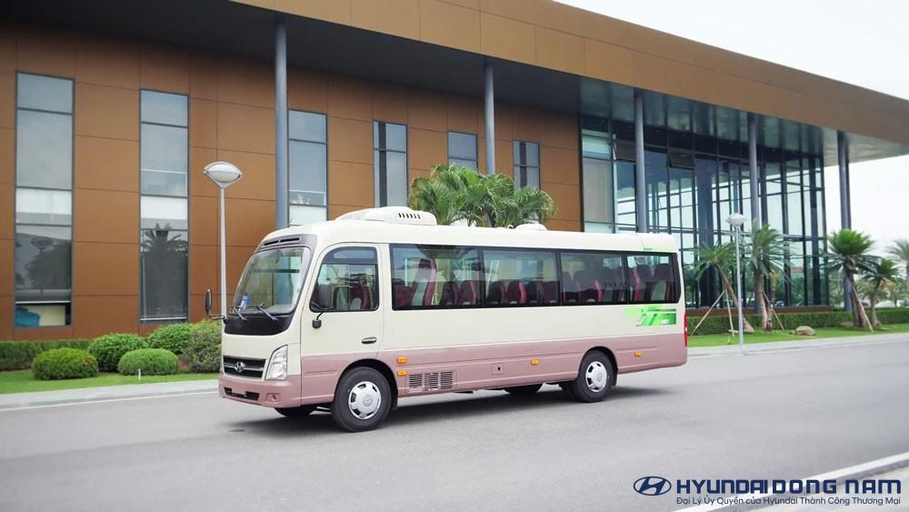 Hyundai New County